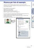 Sony NEX-C3A - NEX-C3A Consignes d'utilisation Italien - Page 5