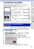 Sony NEX-C3A - NEX-C3A Consignes d'utilisation Hongrois - Page 2