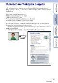 Sony NEX-C3A - NEX-C3A Consignes d'utilisation Hongrois - Page 5