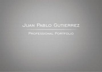 Juan Pablo Gutierrez Portfolio Interiors_