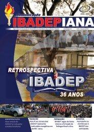 Comunicação Ibadepiana - 04ª Edição