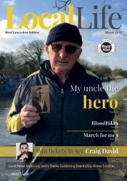 Local Life - West Lancashire - March 2018