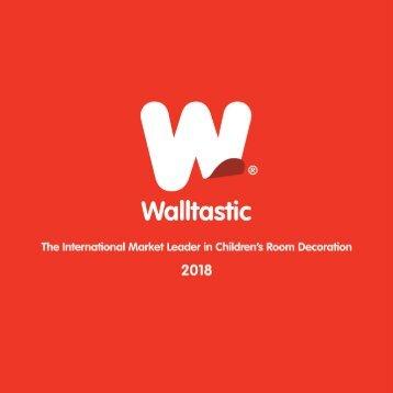 Walltastic Brochure 2018