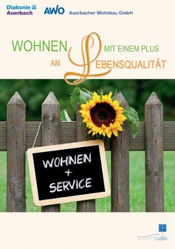 Wohnen + Service 2016