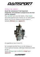Réglage carburation - Page 2