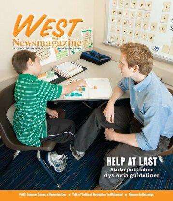 West Newsmagazine 2-14-18