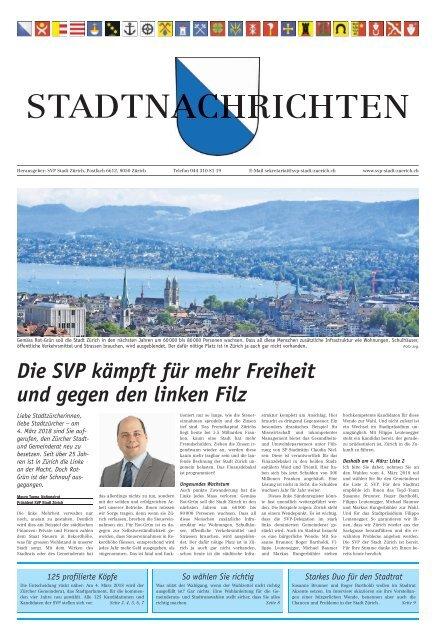 Stadtnachrichten