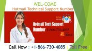 hotmail customer number