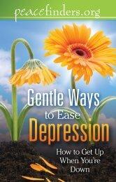 Gentle Ways To Overcome Depression
