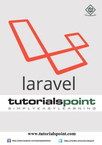 laravel_tutorial