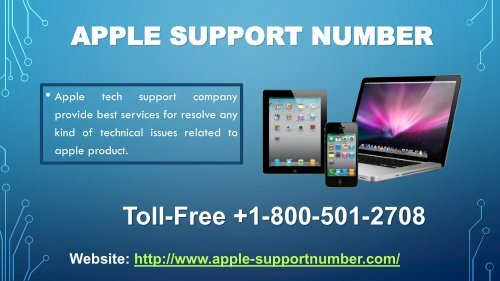 Dial Apple Support Number +1-800-501-2708 & Get Speedy Help
