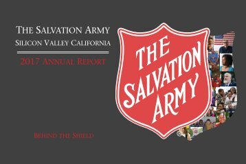 2017 Report - Salvation Army Silicon Valley
