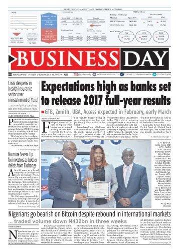 BusinessDay 13 Feb 2018
