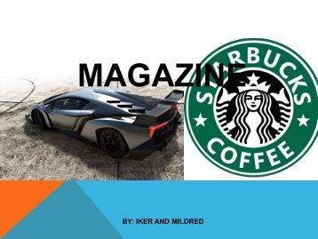 Starbucks Y LAMBORGHINI