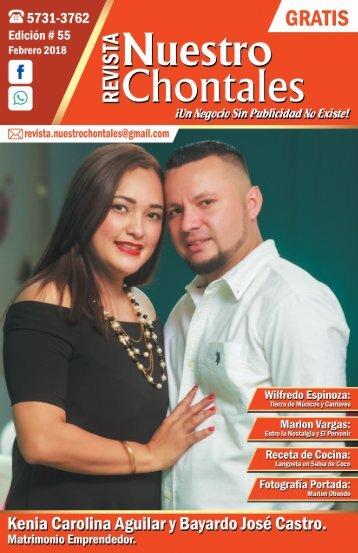 Revista Nuestro Chontales - Febrero 2018