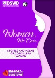 Women We Can Booklet