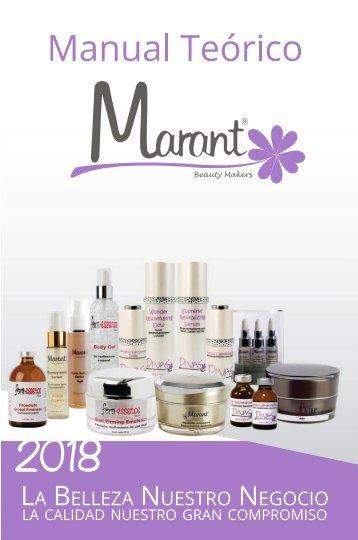 Catálogo Marant 2018