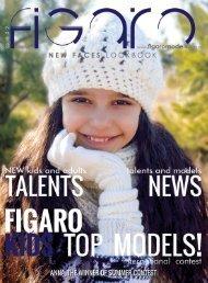 FIGARO Lookbook Issue#2