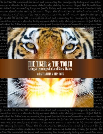 THE TIGER AND THE TORCH look book