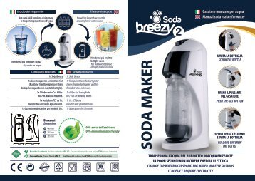 13/02/2018 Sinergroup - Soda Breezy 2 - Manuale ITA/ENG