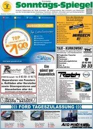 Grünstadter Sonntags-Spiegel Grünstadt, Industriestr. 4 Fröhlich Druck und Verlag Stefan Fröhlich e.K.