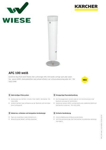 Kärcher Luftreiniger AFG 100