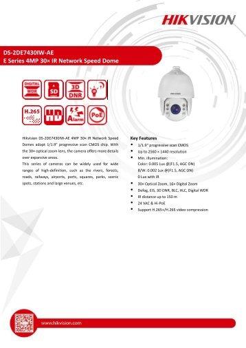 DS-2DE7430IW-AE-EN