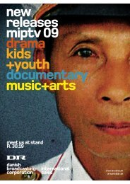new releases miptv 09 drama kids +youth documentary music+arts