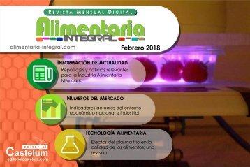 ALIMENTARIA INTEGRAL FEBRERO 2018