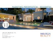 Vincent Imburgia PA_marketing presentation_REV 2018