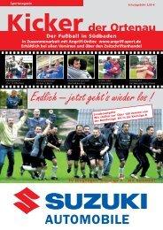 Kicker der Ortenau Sommer 2004/2005