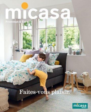Printemps & Été 2018