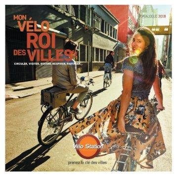 Catalogue Vélo Station 2018