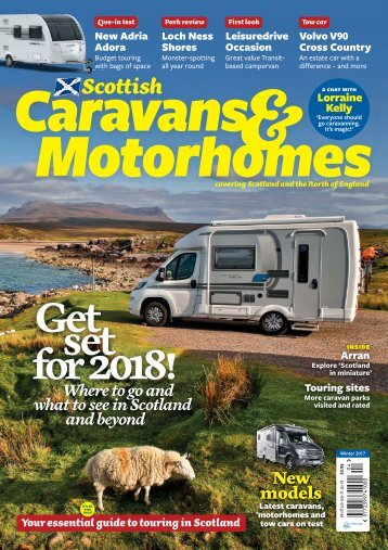 Scottish Caravans & Motorhomes