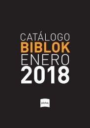 Catálogo BIBLOK 2018 52