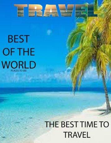 magazine on travel