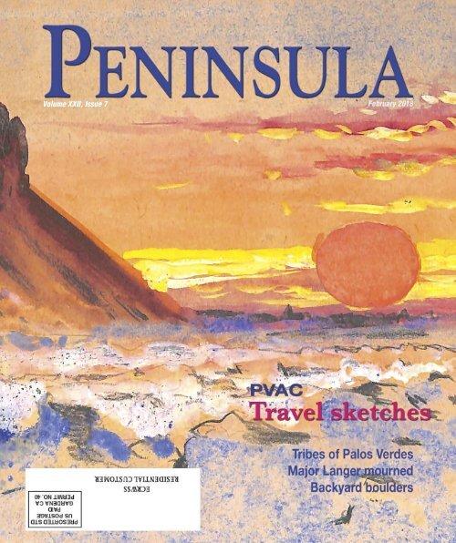 Peninsula People Feb 2018