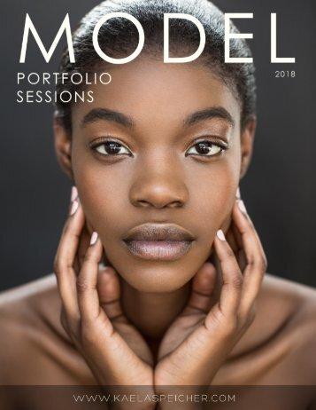 Kaela Speicher - Model Portfolio Sessions