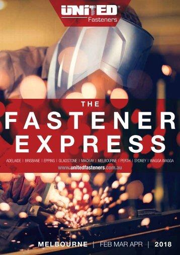 United Fasteners Fastener Express Melbourne