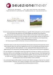 Argentiera Bibel und Preisliste (1)