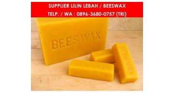 PROMO, WA : 0896 3680 0757, Jual Beeswax Indonesia Malang, Jual Beeswax Kosmetik Malang