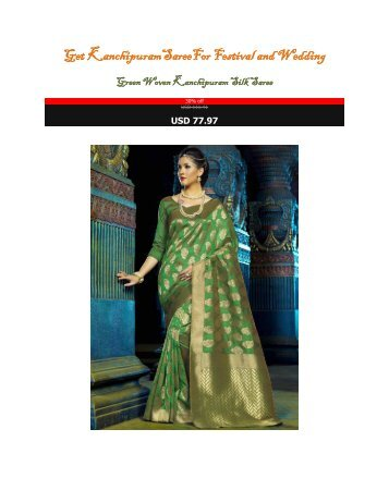 Get_Kanchipuram_Saree_For_Festival_and_Wedding