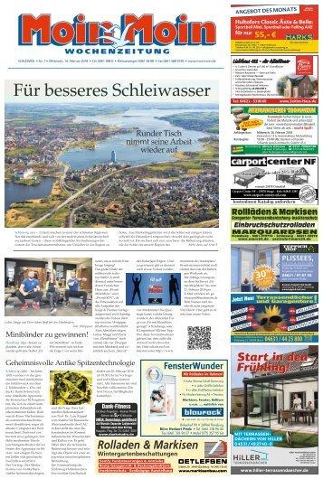 MoinMoin Schleswig 07 2018