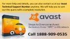 Call 1-888-909-0535 Fix to Avast Error Code 42144 - Page 5