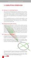 Vermeidung von Korruption im Gesundheitswesen - Compliance in der medizinischen Rehabilitation - Seite 6