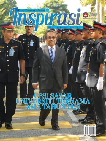 INSPIRASI 2016 UPSI