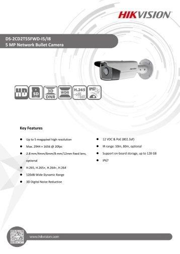 DS-2CD2T55FWD-I5(2.8mm)