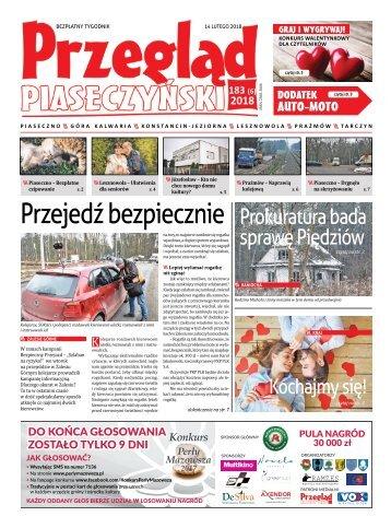 Przegląd Piaseczyński, wydanie 183