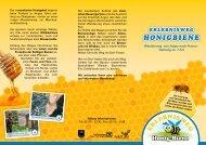 Erlebnisweg Honigbiene