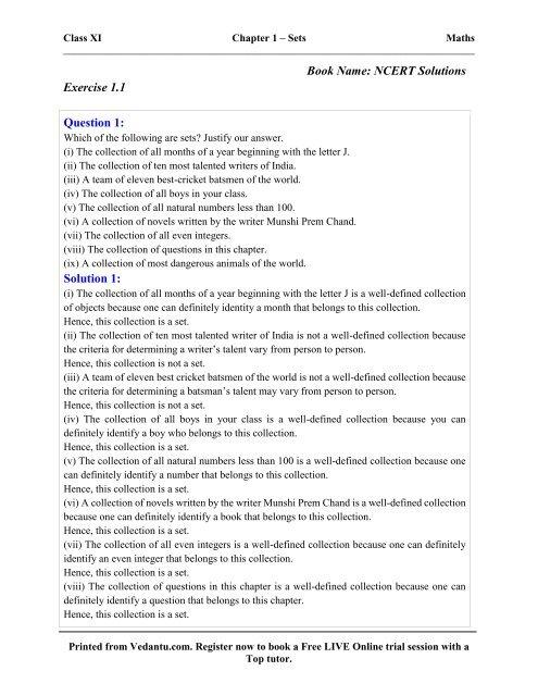CLASS_11_MATHS_SOLUTIONS_NCERT